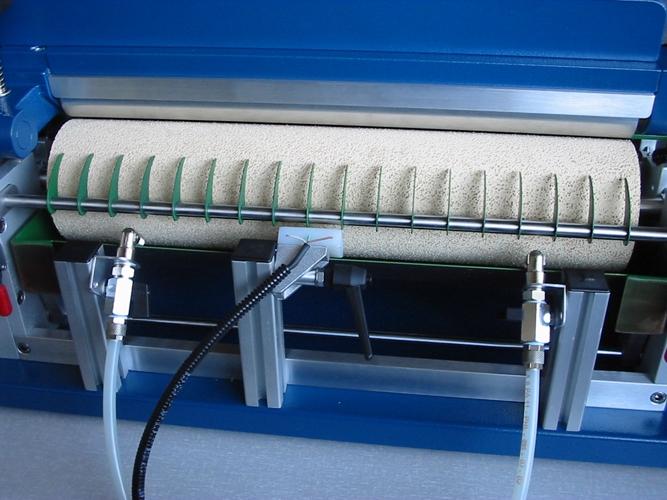 rodillo de la máquina para revestimiento de materiales delicados