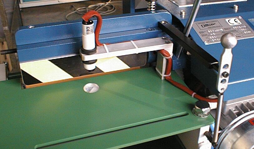 mesa de trabajo de la máquina para revestimiento de rodillos