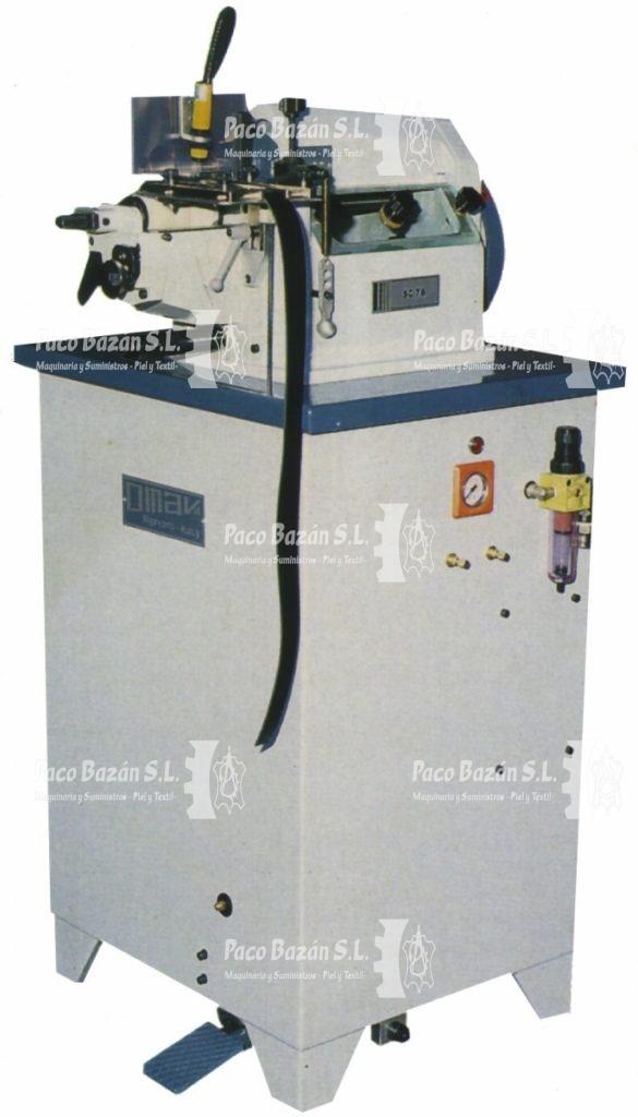 máquina de coser cuero marca OMAV modelo SC-76F