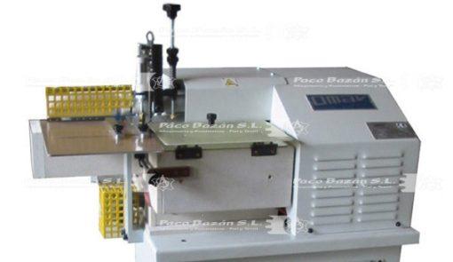 Paco Bazán te ofrece te ofrece las mejores máquina de barras pegamento termofusible