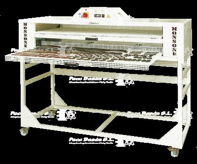 Sistema de secado de bordes