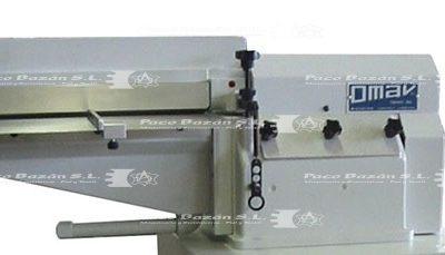 La máquina OMAV T350 es una de las mejores máquinas para calzado, precios insuperables