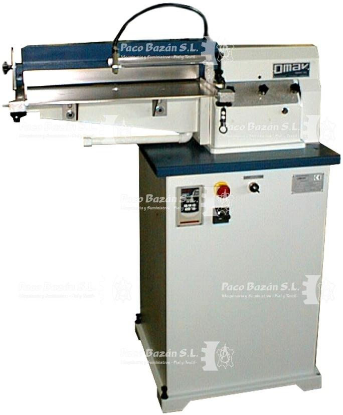 La OMAV T500 es una excelente maquinaria para realizar calzado