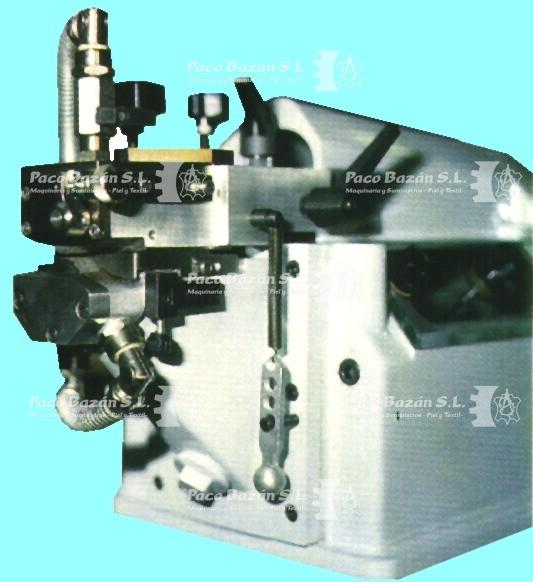 versátil máquina encoladora de rodillo