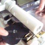 barras pegamento termofusible con rodillo