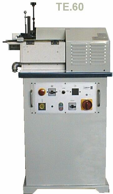 máquina plegadora automática OMAV TE 60