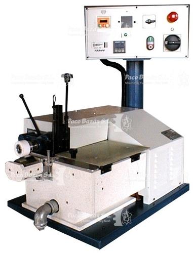 Excelente máquina plegadora automática a la venta en Paco Bazán