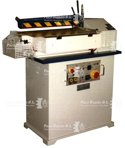 Excelente máquina para aplanar y pegar marca OMAV modelo TE-610