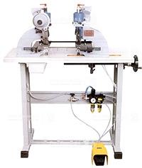Remachadora de broches marca JOPEVI Modelo J-230-D
