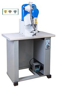 maquinaria de ollaos para cortinas JOPEVI Modelo J-228