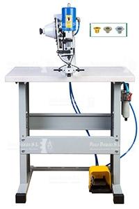 Maquina de broches para textiles JOPEVI MOD J-231