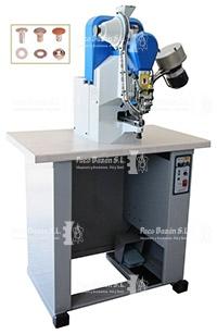 maquina para colocar remaches con arandelas en Paco Bazán