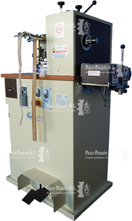 Máquina para ensamblaje y corte de textiles Falzoni AR / 75 S