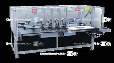 Maquina remachadora automática Sagitta Model. MR15-CN-4H