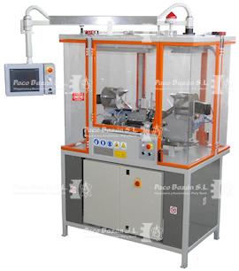 maquina para remachar marca Sagitta modelo mb160-cn-2h