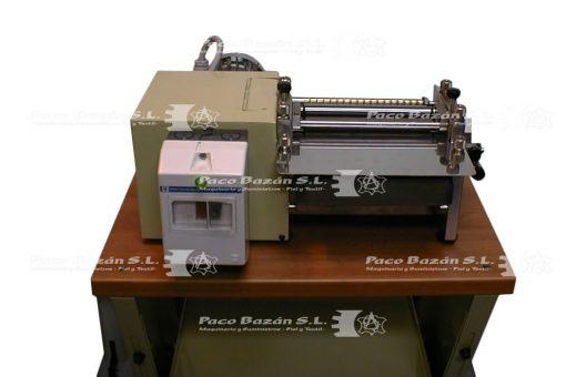 las mejores máquinas para adhesivo al agua solo en Paco Bazán