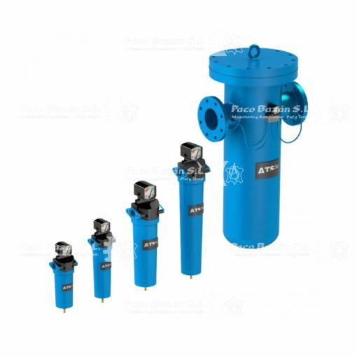 En venta excelente filtro para depósito de aire comprimido