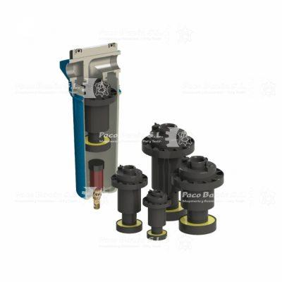 Excelente filtro de aire comprimido para proteger el deposito para compresor de aire