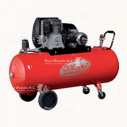 El mejor Compresor de Piston Modelo N6-500C-7.5T disponible solo en Paco Bazan