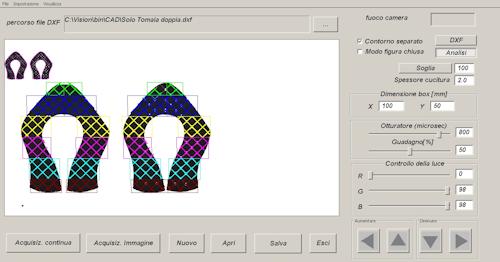 imagen final del patrón dentro de la interfaz