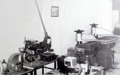 Primera Feria: Fabricantes de maquinaria (Años 60s)
